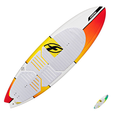 SURF F-ONE MITU CONVERTIBLE FOIL 2016 NUE 5.10