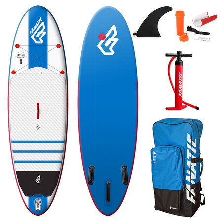 SUP GONFLABLE FANATIC FLY AIR ALLROUND 10.8