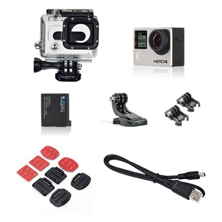 CAMERA GOPRO HERO 4 HD BLACK EDITION