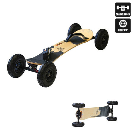 MOUNTAINBOARD KHEO FLYER ROUES 8 POUCES