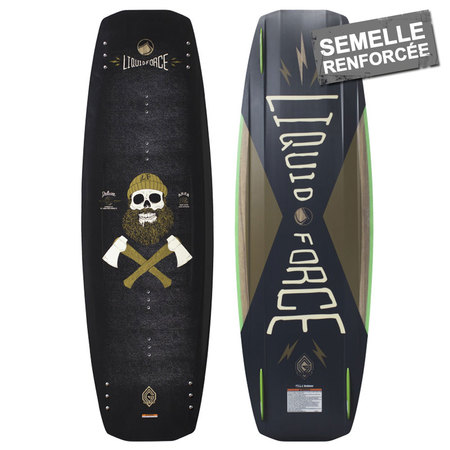 WAKEBOARD LIQUID FORCE DELUXE 2016 140