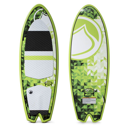 WAKESURF LIQUID FORCE ROCKET 2016 5.0