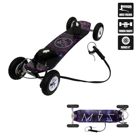 MOUNTAINBOARD MBS COLT 90X 2016 ROUES 8 POUCES