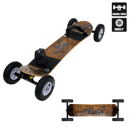 MOUNTAINBOARD MBS COMP 95 2016 ROUES 9 POUCES