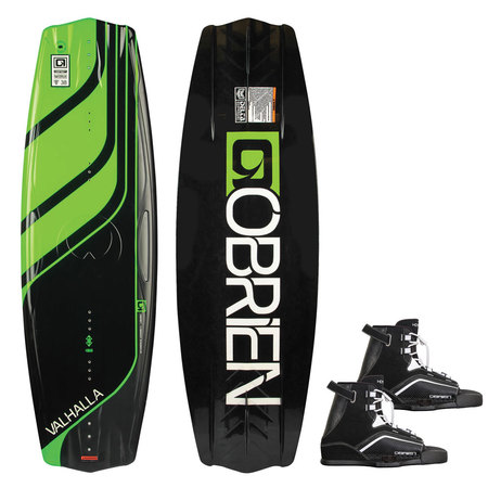 PACK WAKEBOARD O BRIEN VALHALLA + CLUTCH 2016 138