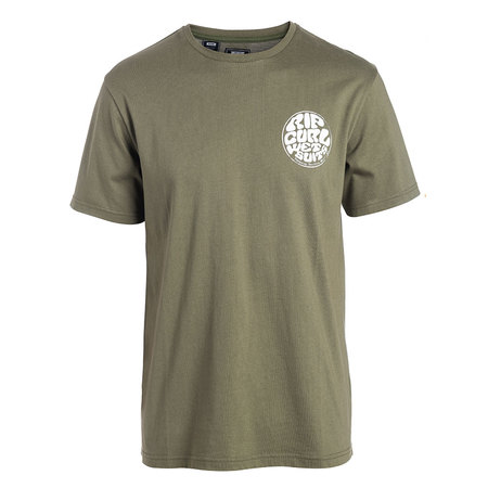 T-SHIRT RIP CURL WETTY OLIVE