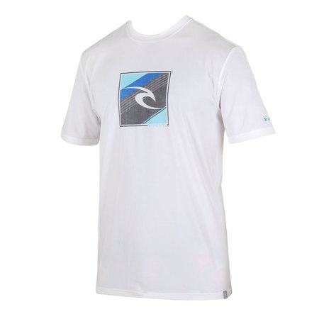 T-SHIRT RIP CURL SQUARED UP SURF