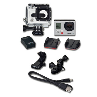 CAMERA GOPRO HERO 3 HD WHITE EDITION