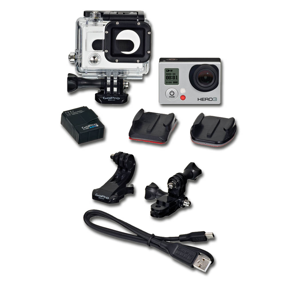 gopro hero 3. Black Bedroom Furniture Sets. Home Design Ideas