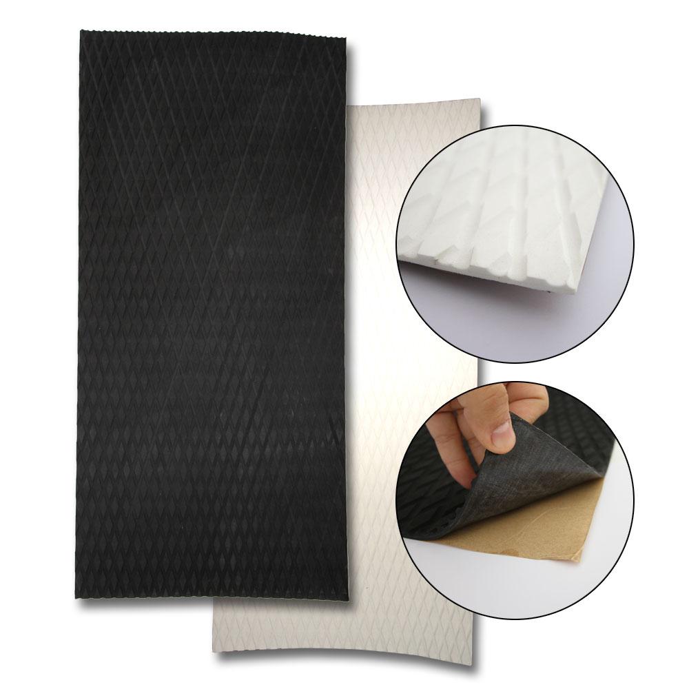 Plaque de pads autocollante for Plaque autocollante